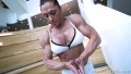 Laura Richards big full muscle
