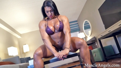 Alessandra Alves ~ Exotic Oiling