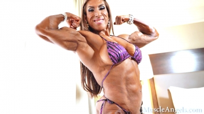 Gaby Vega ~ Mexican Muscle Beauty