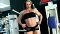 Roberta Tuor-Zazzaron: Huge Swiss Muscle