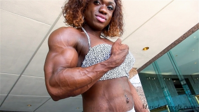 Alana Shipp ~ Magnificent Muscle Beauty