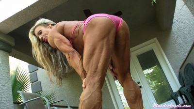 Debi Laszweski hams and calves