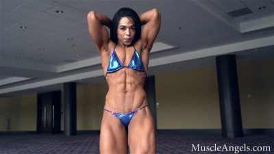 Jada Beverly  gorgeous physique