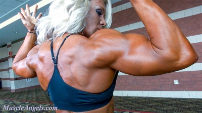 Stephanie Flesher MuscleAngel